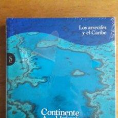 Libros: LOS ARRECIFES Y EL CARIBE / CONTINENTE AZUL EXPLORANDO LOS LÍMITES / SIGNO EDITORES / 2011 / PRECIN. Lote 118015611