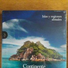 Libros: ISLAS Y REGIONES ABISALES / CONTINENTE AZUL EXPLORANDO LOS LÍMITES / SIGNO EDITORES / 2011 / PRECIN. Lote 118015755