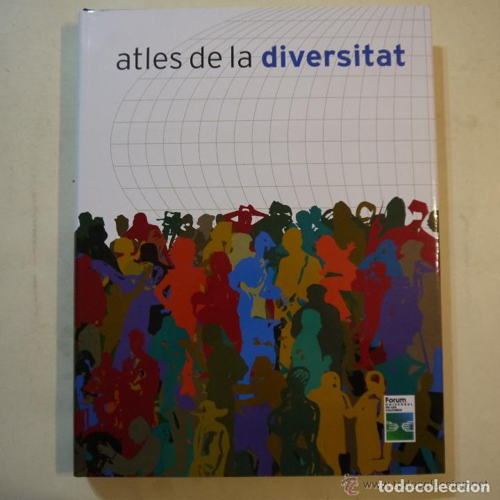 Libros: Atlas de la Diversitat - Foto 2 - 121758675