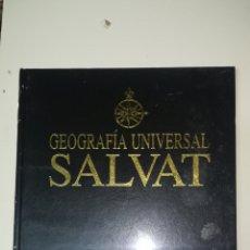 Libros: GEOGRAFÍA UNIVERSAL SALVAT 8 AMERICA. Lote 143039400