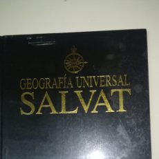 Libros - Geografía universal Salvat tomo 10 Africa - 143323666