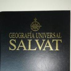 Libros: GEOGRAFÍA UNIVERSAL SALVAT TOMO 15 ESPAÑA. Lote 143324221