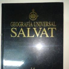 Libros: GEOGRAFÍA UNIVERSAL SALVAT TOMO 14 ESPAÑA II. Lote 143360408