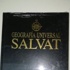 Libros: GEOGRAFÍA UNIVERSAL SALVAT TOMO 12 AFRICA OCEANIA. Lote 143462541