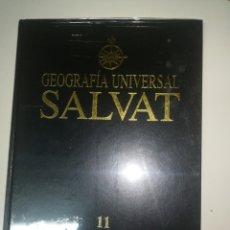 Libros: GEOGRAFÍA UNIVERSAL SALVAT TOMO 11 AFRICA. Lote 143575522