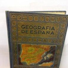 Libros: BJS.GEOGRAFIA DE ESPAÑA.EDT, RAMON SOPENA.BRUMART TU LIBRERIA.. Lote 150200422
