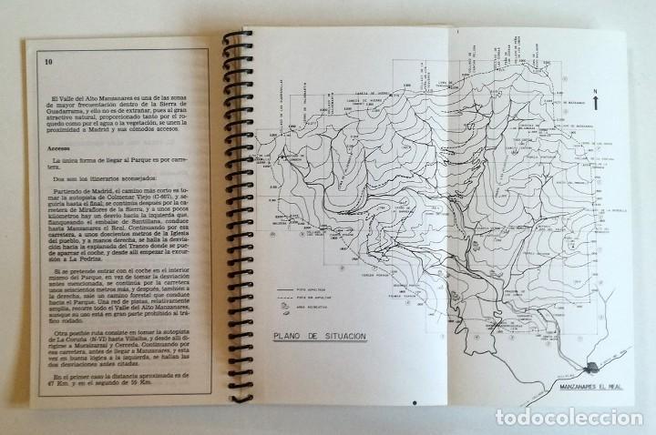 Libros: GUIA DEL ALTO MANZANARES - 1982 - Foto 2 - 150657670