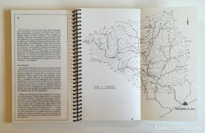 Libros: GUIA DEL ALTO MANZANARES - 1982 - Foto 3 - 150657670