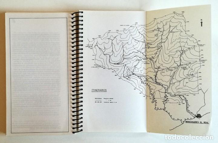 Libros: GUIA DEL ALTO MANZANARES - 1982 - Foto 4 - 150657670