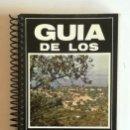 Libros: GUIA DE LOS MONTES DELPARDO Y VIÑUELAS. Lote 150658442