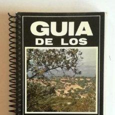 Libros: GUIA DE LOS MONTES DE EL PARDO Y VIÑUELAS. Lote 150658442