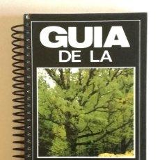 Libros: GUIA DE LA FLORA MAYOR DE MADRID-2ª EDICION. Lote 220305733