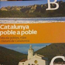 Libros - BJS.CATALUNYA POBLE A POBLE.TOMO 3.EDT, LA VANGUARDIA.. - 151682182