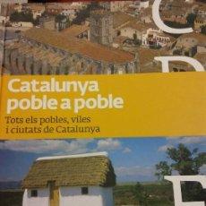 Libros: BJS.CATALUNYA POBLE A POBLE.TOMO 4.EDT, LA VANGUARDIA... Lote 151682554