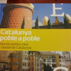 Libros: BJS.CATALUNYA POBLE A POBLE.TOMO 5.EDT, LA VANGUARDIA... Lote 151683006