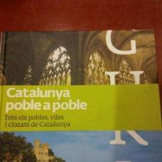 Libros - BJS.CATALUNYA POBLE A POBLE.TOMO 6.EDT, LA VANGUARDIA.. - 151683282