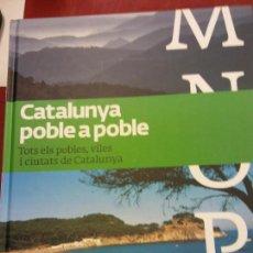 Libros: BJS.CATALUNYA POBLE A POBLE.TOMO 8.EDT, LA VANGUARDIA... Lote 151684178