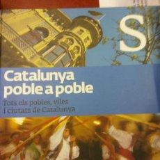 Libros: BJS.CATALUNYA POBLE A POBLE.TOMO 11.EDT, LA VANGUARDIA... Lote 151684802
