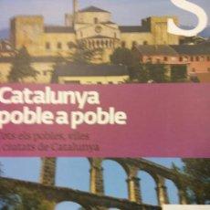 Libros: BJS.CATALUNYA POBLE A POBLE.TOMO 12.EDT, LA VANGUARDIA... Lote 151685094