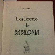 Libros: BJS.RAYMONDE DE GANS.LOS TESOROS DE BABILONIA.EDT, FERNI.BRUMART TU LIBRERIA.. Lote 151933170