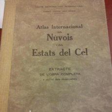 Libros: BJS.ATLAS INTERNACIONAL DELS NUVOLS I DELS ESTATS DEL CEL.EDT, BARCELONA.BRUMART TU LIBRERIA.. Lote 152082918