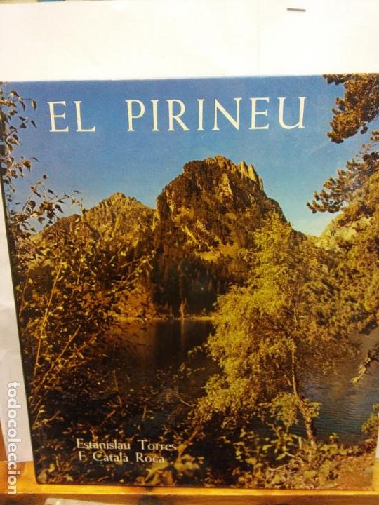 BJS.TORRES Y ROCA.EL PIRINEU.EDT, DESTINO.. (Libros Nuevos - Humanidades - Geografía)