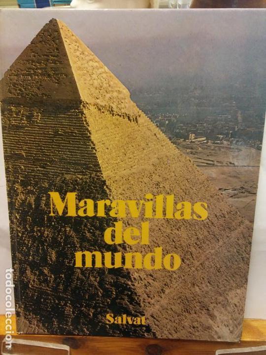 BJS.MARAVILLAS DEL MUNDO.EDT, SALVAT.. (Libros Nuevos - Humanidades - Geografía)