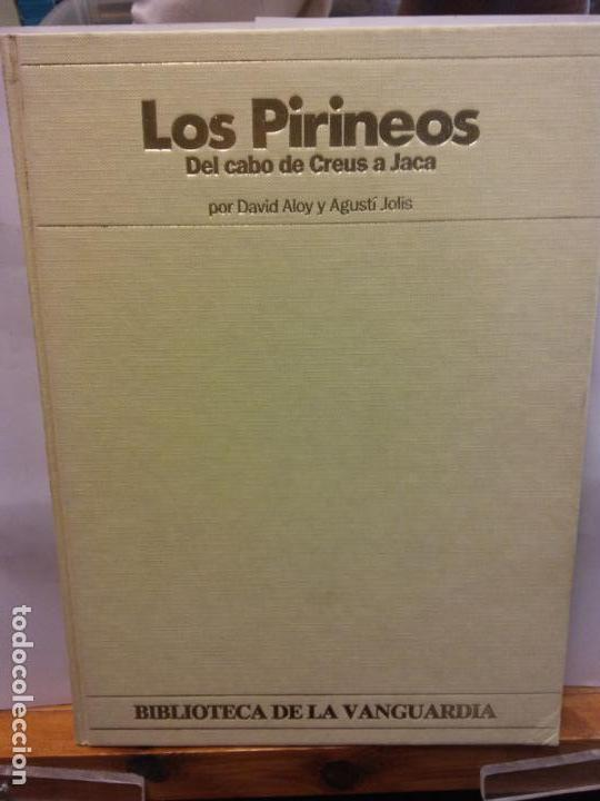 BJS.ALOY Y JOLIS.LOS PIRINEOS DEL CABO DE CREUS A JACA.EDT, LA VANGUARDIA.. (Libros Nuevos - Humanidades - Geografía)