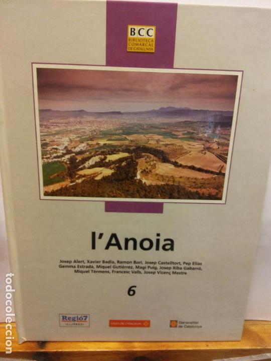 BJS.VARIOS.L´ANOIA.EDT, LA CAIXA.. (Libros Nuevos - Humanidades - Geografía)