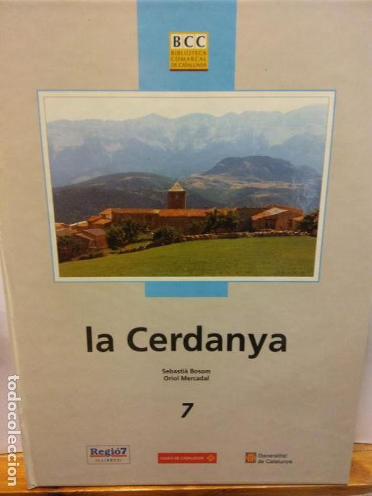 BJS.BOSOM Y MERCADAL.LA CERDANYA.EDT, LA CAIXA.. (Libros Nuevos - Humanidades - Geografía)