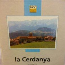 Libros: BJS.BOSOM Y MERCADAL.LA CERDANYA.EDT, LA CAIXA... Lote 153959646