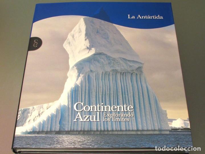 Libros: CONTINENTE AZUL (2011) - RUBÉN RUEDA (DIRECCIÓN) - ISBN: 9788484475576 - OPORTUNIDAD !!! - Foto 4 - 155821338