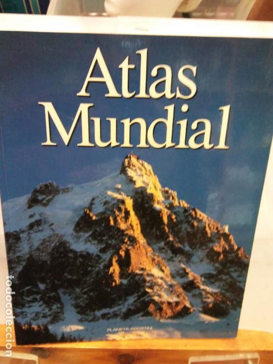 BJS.ATLAS MUNDIAL.EDT, PLANETA.BRUMART TU LIBRERIA. (Libros Nuevos - Humanidades - Geografía)