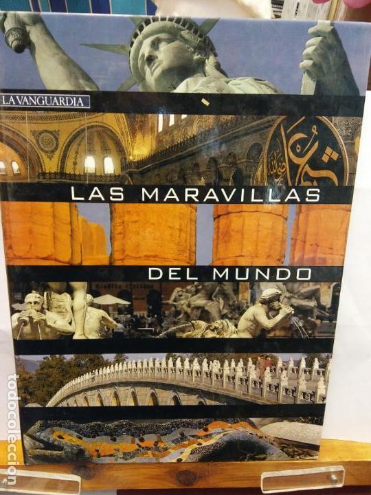 BJS.LAS MARAVILLAS DEL MUNDO.EDT, LA VANGUARDIA.BRUMART TU LIBRERIA. (Libros Nuevos - Humanidades - Geografía)