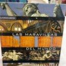 Libros: BJS.LAS MARAVILLAS DEL MUNDO.EDT, LA VANGUARDIA.BRUMART TU LIBRERIA.. Lote 158211870