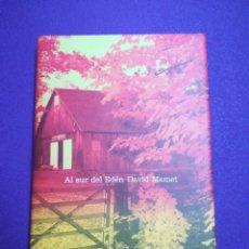 Libros: AL SUR DEL EDÉN DAVID MAMET NATIONAL GEOGRAPHIC (THOREAU EMERSON VERMONT NUEVA INGLATERRA) RBA. Lote 159328490