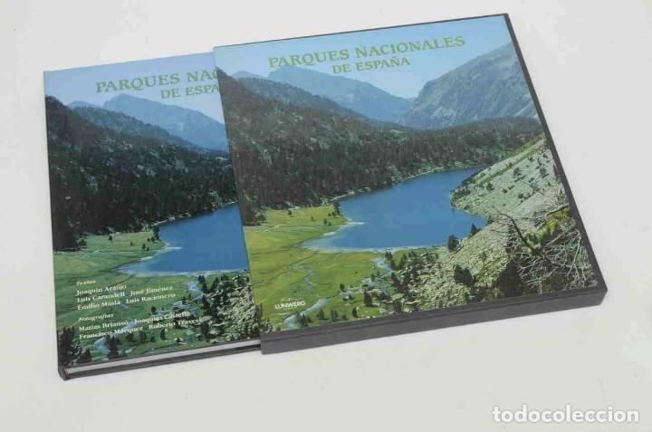 Libros: Parques Nacionales de España - Foto 2 - 159757494