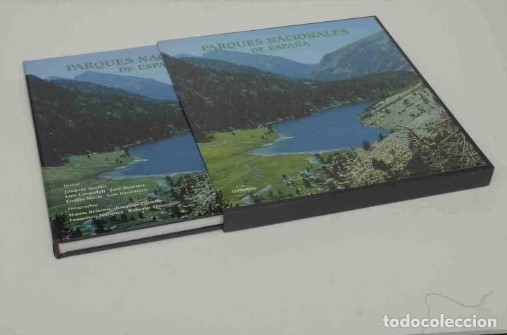 Libros: Parques Nacionales de España - Foto 3 - 159757494