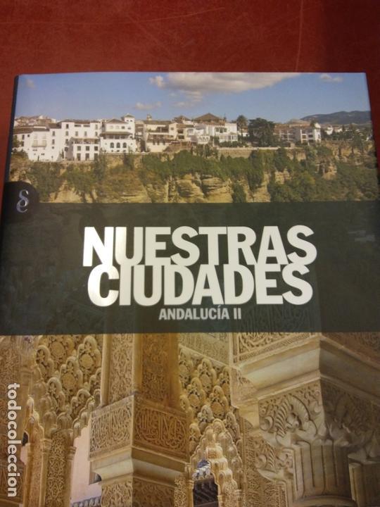 STQ.NUESTRAS CIUDADES.ANDALUCIA II.EDT, SIGNOS.BRUMART TU LIBRERIA. (Libros Nuevos - Humanidades - Geografía)