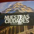 Libros: STQ.NUESTRAS CIUDADES.NAVARRA,ARAGON.EDT, SIGNOS.BRUMART TU LIBRERIA.. Lote 166374858