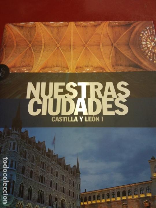 STQ.NUESTRAS CIUDADES.CASTILLA Y LEON I.EDT, SIGNOS.BRUMART TU LIBRERIA. (Libros Nuevos - Humanidades - Geografía)