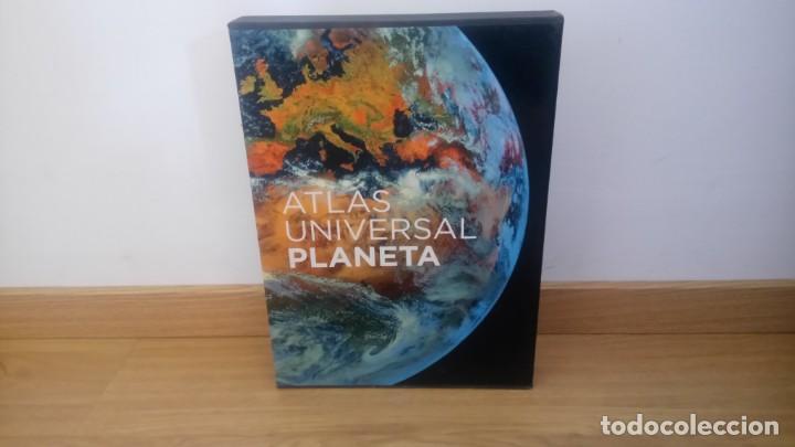 ATLAS UNIVERSAL PLANETA (Libros Nuevos - Humanidades - Geografía)