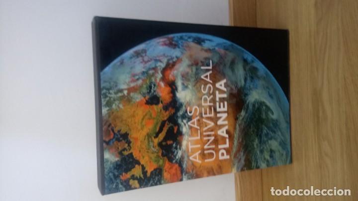 Libros: Atlas Universal Planeta - Foto 2 - 166547026