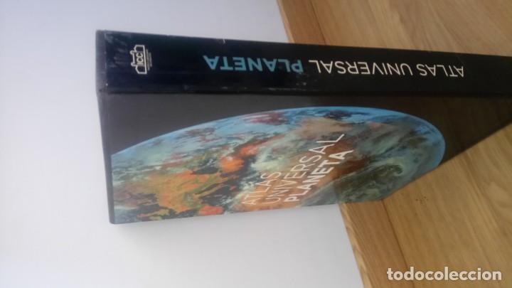 Libros: Atlas Universal Planeta - Foto 5 - 166547026