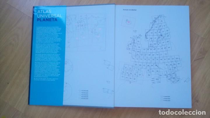 Libros: Atlas Universal Planeta - Foto 6 - 166547026