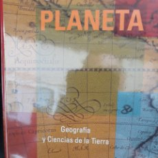 Libros: GEOGRAFIA Y CIENCIAS DE LA TIERRA GUIA TEMATICA PLANETA. Lote 170183373