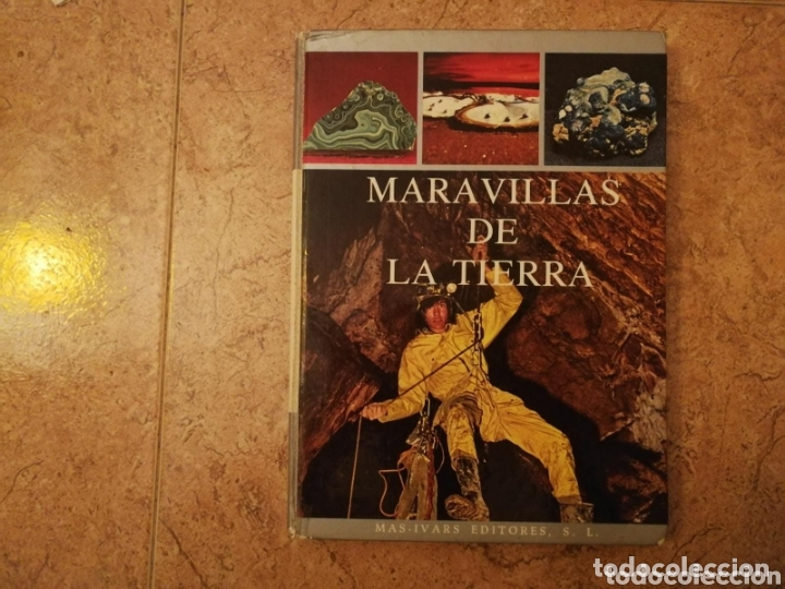 LIBRO MARAVILLAS DE LA TIERRA (Libros Nuevos - Humanidades - Geografía)