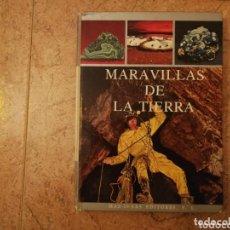 Libros: LIBRO MARAVILLAS DE LA TIERRA. Lote 172980822