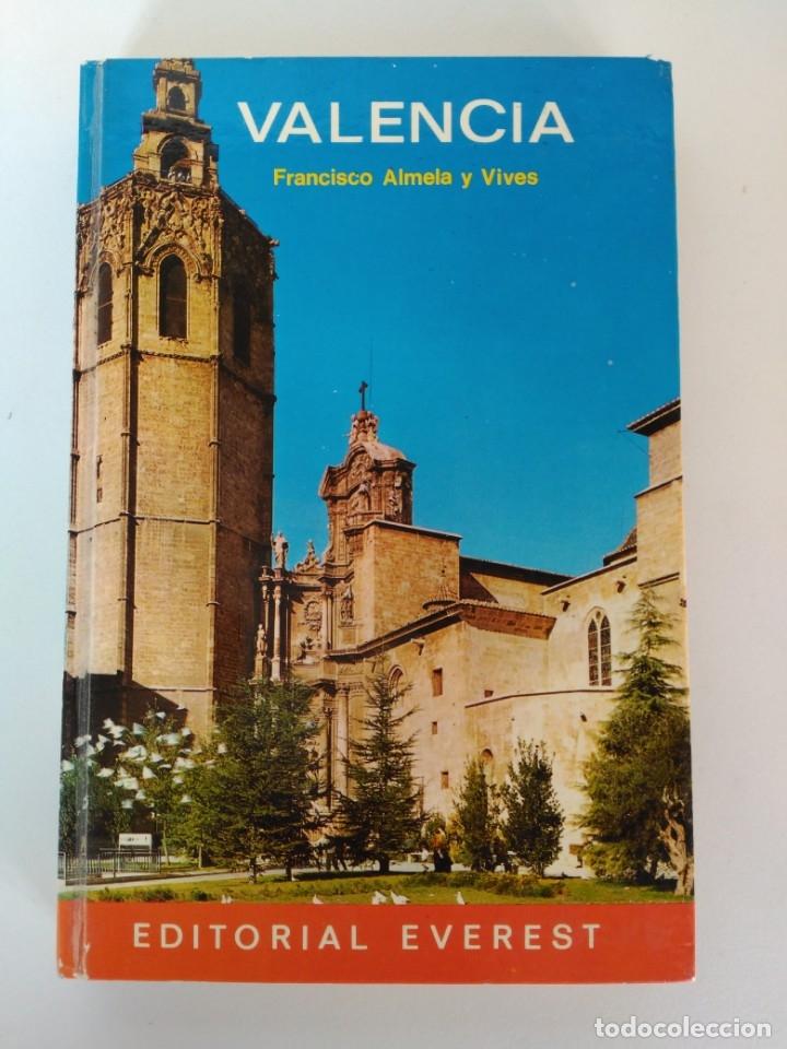 LIBRO VALENCIA, EDITORIAL EVEREST, FRANCISCO ALAMEDA Y VIVES (Libros Nuevos - Humanidades - Geografía)