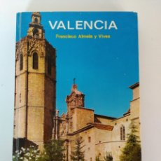 Livros: LIBRO VALENCIA, EDITORIAL EVEREST, FRANCISCO ALAMEDA Y VIVES. Lote 173025042